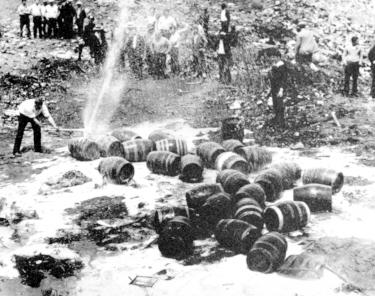 A century after the booze ban