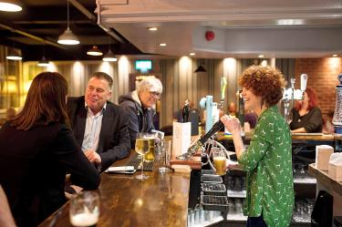 God save the pub: Britons rescue local watering holes
