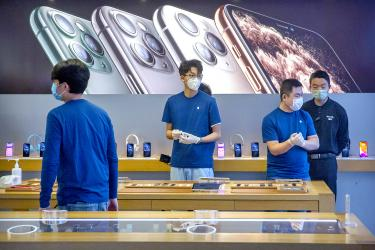 Virus Outbreak: Apple will not make revenue forecast