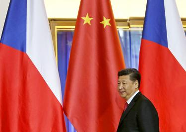 Czech firms warned over official's planned Taiwan visit