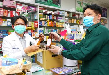 Virus Outbreak: Chunghwa Post takes charge of 75% alcohol deliveries