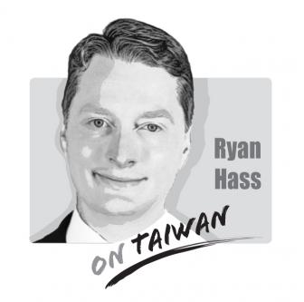 Ryan Hass on Taiwan: This US-China downturn may be difficult for Taiwan