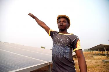 Togo hedges its bets on solar energy for its rural poor