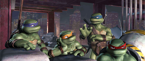 Cowabunga The Ninja Turtles Grow Up Taipei Times