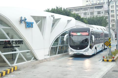 Changes Set For Taichung Brt Taipei Times