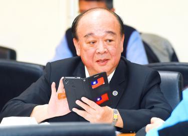 Wu Sz-huai request for 'classified' data unnerves legislators