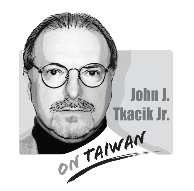 John J. Tkacik, Jr. On Taiwan: Taiwan's place on the coronavirus map