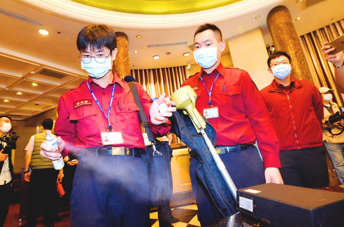 Safety checks for Taipei KTVs, cinemas