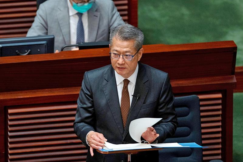 Hong Kong recession deepens further, Q1 GDP shrinks 5.3% q/q