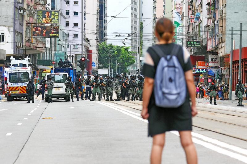 Beijing to impose Hong Kong security laws 'without delay'