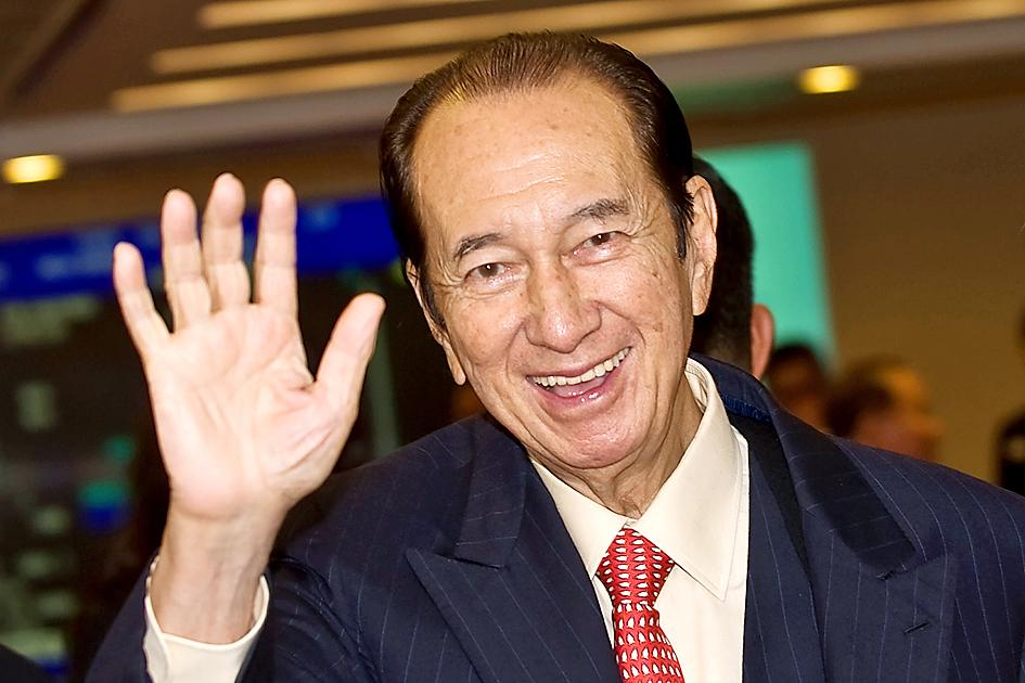 Casino Stanley Ho passes away at the age of 98