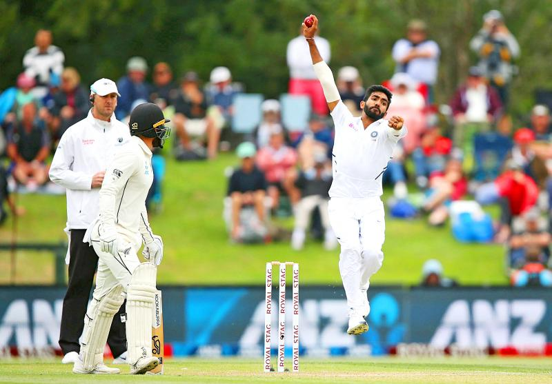 Indias Bumrah seeks alternative to saliva for shining the ball