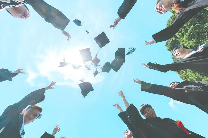 University graduation ceremonies go small, high-tech