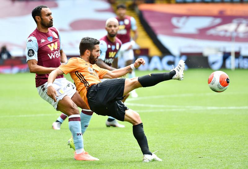 Wolves beat Villa, boost top four dreams