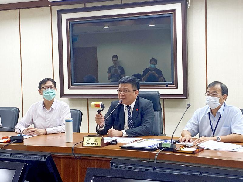 Minister blasts Taichung over fine
