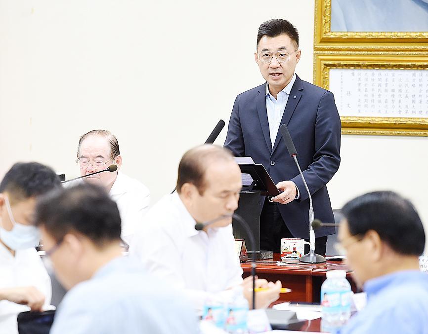 KMT speaks out against security legislation for HK