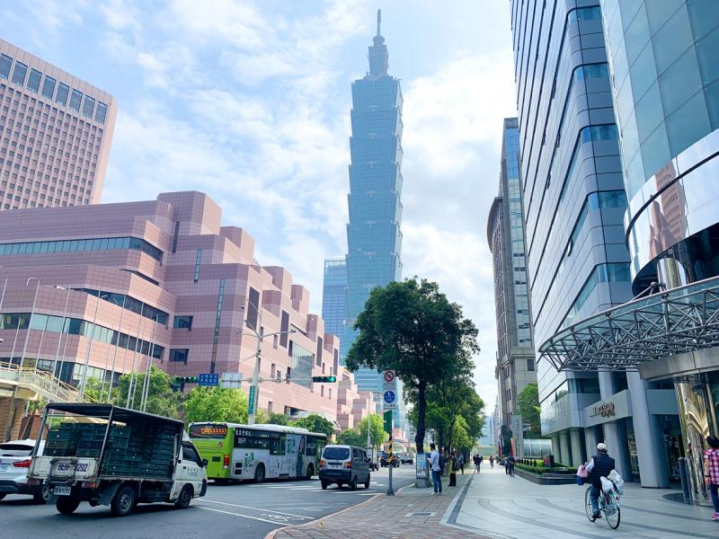 Taipei to set up 'air quality management zones'