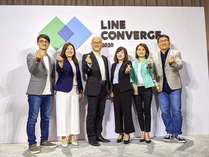 Line Taiwan aims to sell sticker-based merchandise