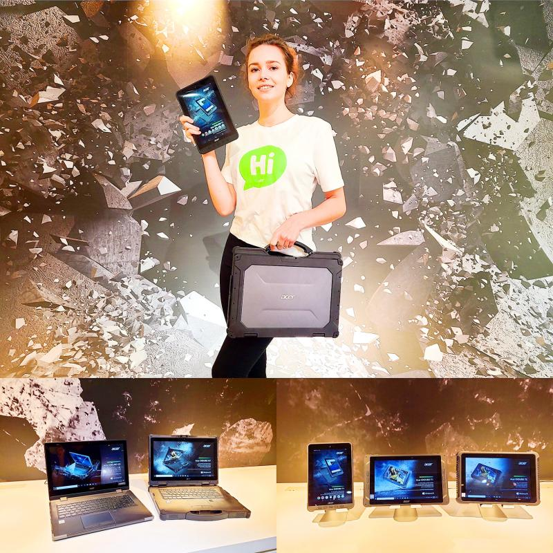 Profit and revenue up for Acer, Largan and Hon Hai