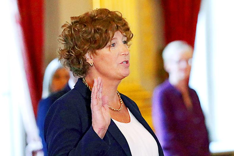 Belgium Appoints EU s First Transgender Deputy PM Taipei Times