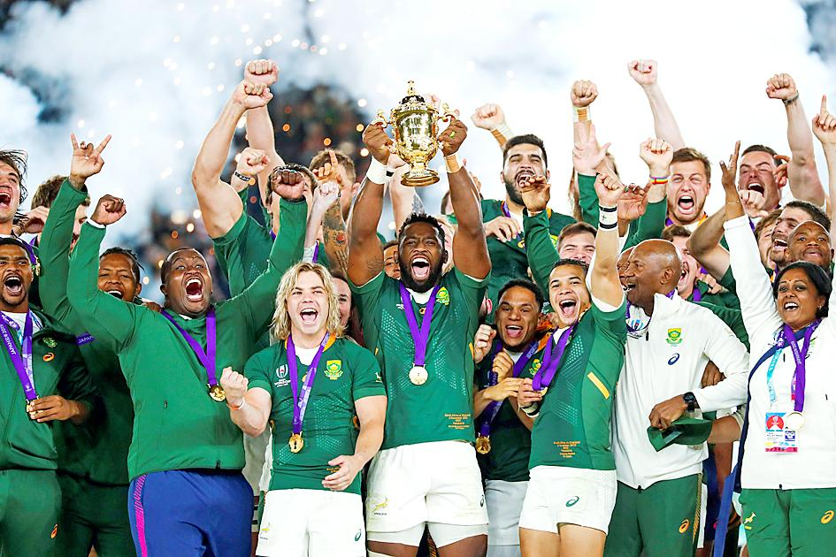 South Africa doesn't deny it's withdrawing from Rugby Championship