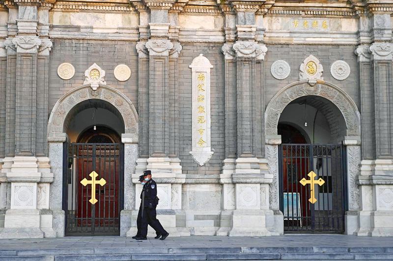China, Vatican renew 2018 deal