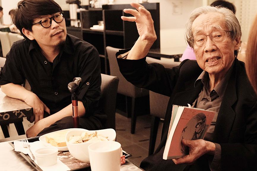 FEATURE: Encrypted apps and false names: New Taiwanese book club takes no chances