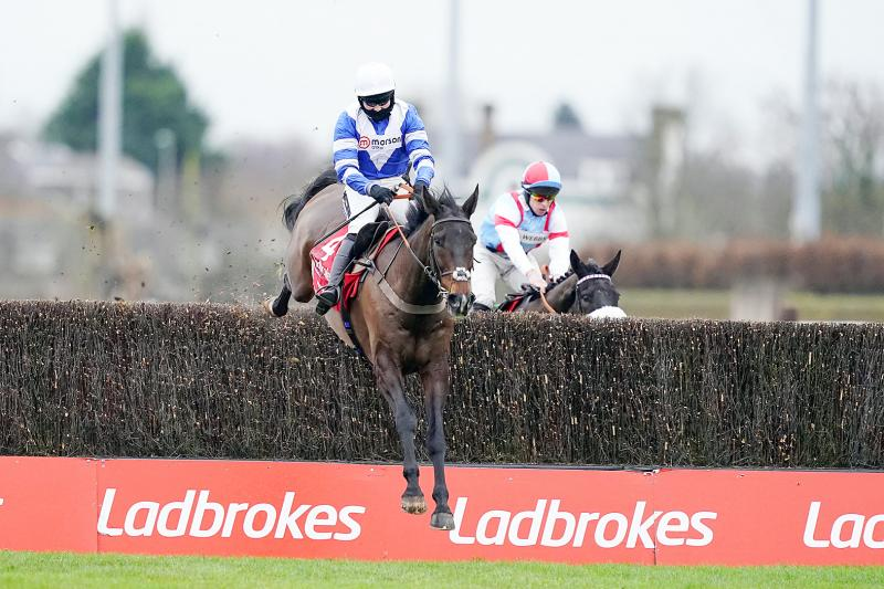 Fabulous Frodon sees off all-comers in King George