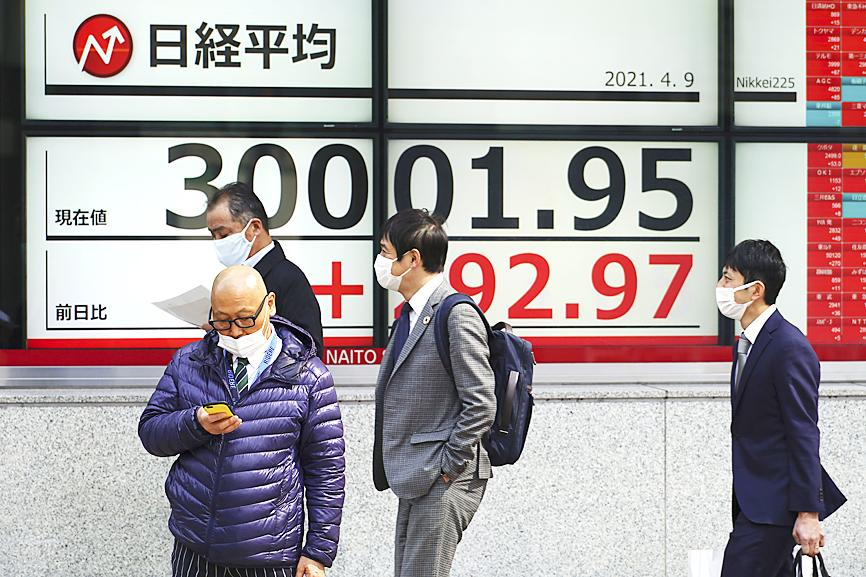 Asian shares mostly lower on increase in China price data