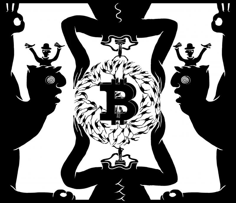 Why bitcoin has Nigeria's government in a panic - Taipei Times